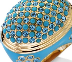 First Look: Ahmed Akkad Debuts Jewelry  on HSN