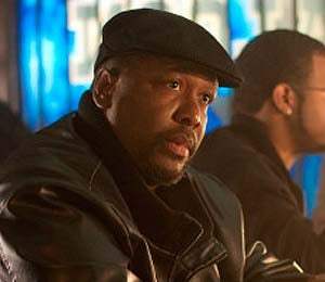 Wendell Pierce Gets Down in the 'Treme'