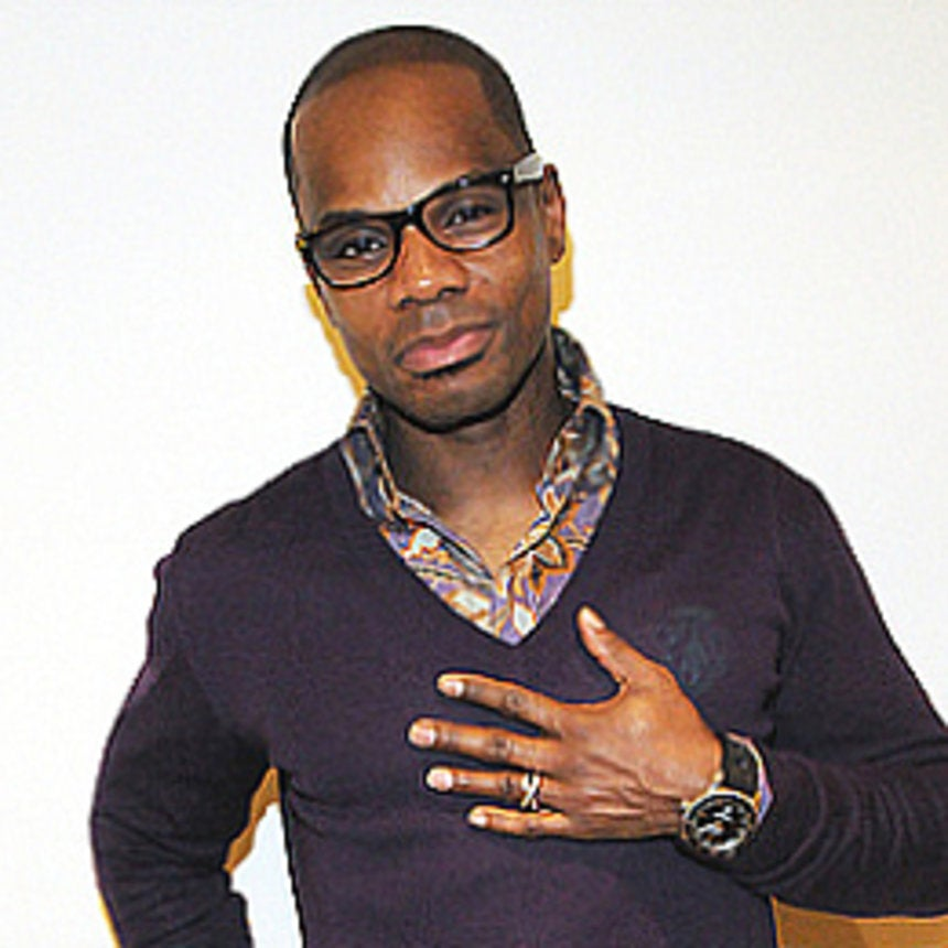 5 Questions for Kirk Franklin on New Album, 'Hello Fear'