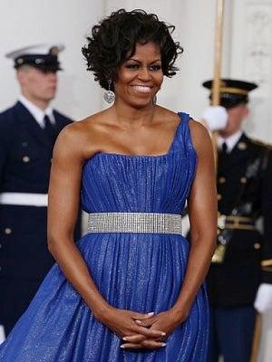 Michelle Obama, Too Glamorous?