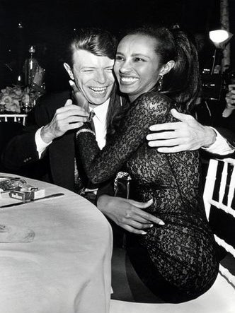 Iman Shares Details of Her Marriage to Late Music Icon David Bowie
