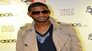 Star Gazing: Usher is London Cool