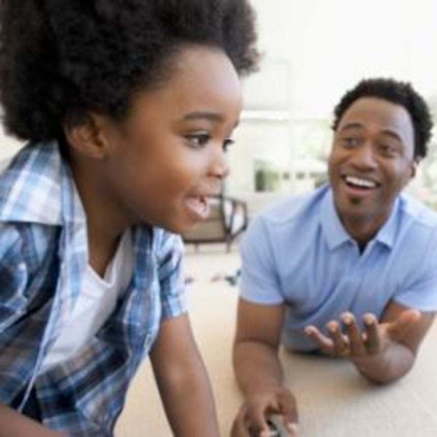 Commentary: The Bond Between a Man and His Child
