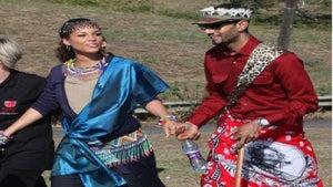 Star Gazing: Alicia Keys and Swizz Tour Africa