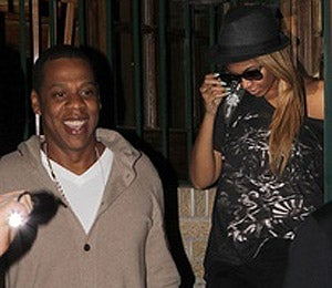 Star Gazing: Beyonce and Jay-Z's Date Night