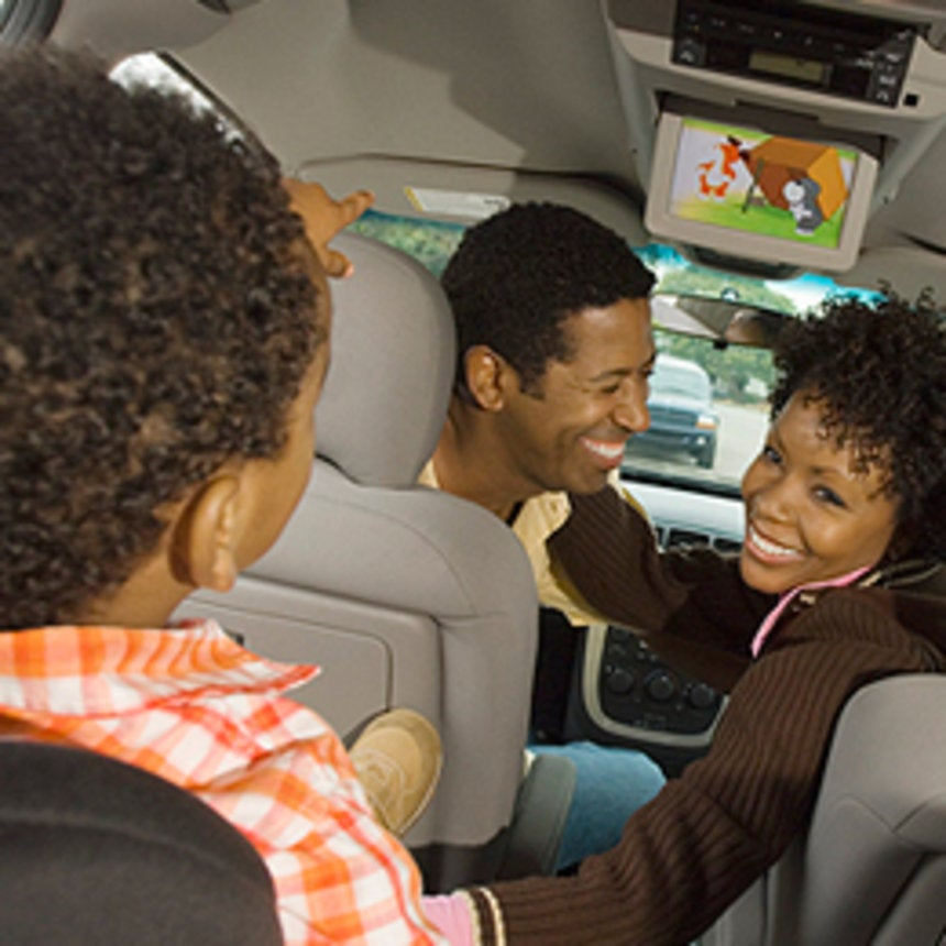 Commentary: Are Minivans Lame?