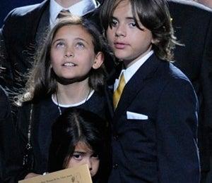 Michael Jackson's Kids Enroll in Private School