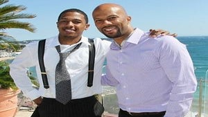 Star Gazing: Nick and Common's French Connection