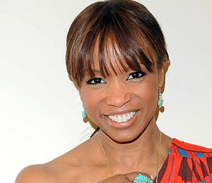 Star Gazing: Elise Neal's Colorful Summer Look