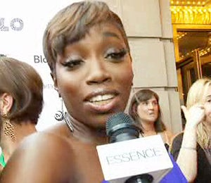 Video: Red Carpet at the Apollo 2010 Spring Benefit