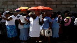 Sexual Assaults in Haiti on the Rise