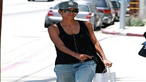 Star Gazing: Halle Berry is Chic and Chill