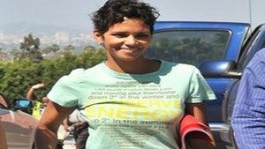 Star Gazing: Halle Berry Lends a Helping Hand