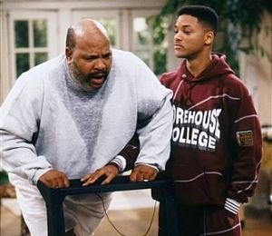 Black Fathers on the Small Screen