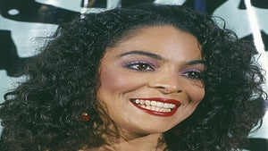 Vintage Vamp: Jasmine Guy