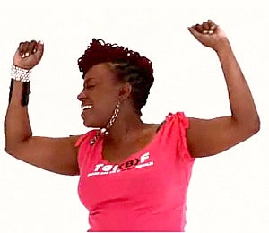 Exclusive: Ledisi's 'I Love Being a Black Woman' Video