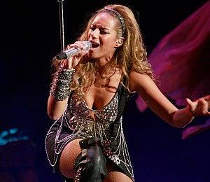 Star Gazing: Leona Lewis' Rock Ballad