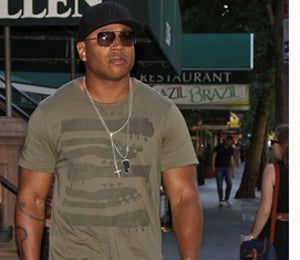 Star Gazing: LL. Cool J. is Living for the City
