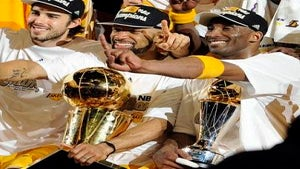 Star Gazing: Los Angeles Lakers Are NBA Champs