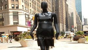Designers Turn New York's Sidewalks Into Catwalks