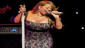 Star Gazing: Mariah Carey Hits High Notes