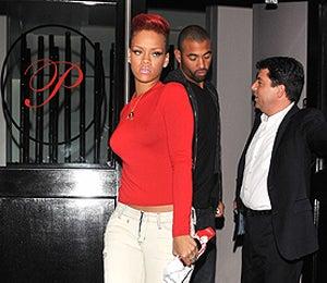Star Gazing: Date Night for Rihanna and Matt Kemp