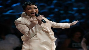 Star Gazing: Monica Sings Anthem at NBA Finals