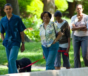 Obama Watch: The First Family's Holiday Weekend
