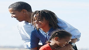 Saluting the First Father, President Obama