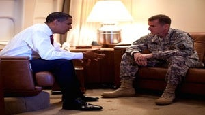 Top General Recalled to D.C. for Obama Remarks