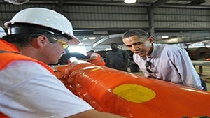Word on the Street: President Obama and the Oil Spill