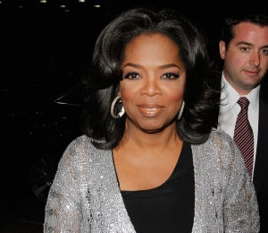 Oprah Donates 700 Black Angels to Angel Museum