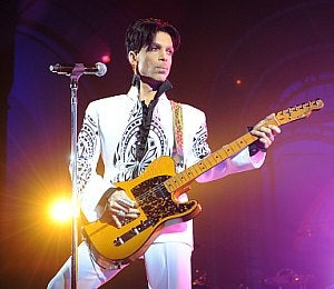 Coffee Talk: Prince to Receive Lifetime Achievement Award
