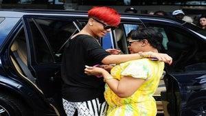 Star Gazing: Rihanna Returns Home to Barbados