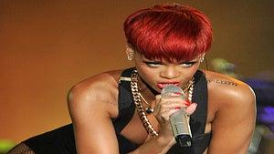 Red Alert: Rihanna Flaunts A Fiery New Hair Hue