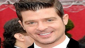Robin Thicke on Being a Father and Unconditional Love
