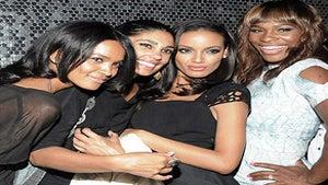 Star Gazing: Selita, Serena, Rachel, Liya Celebrate Iman