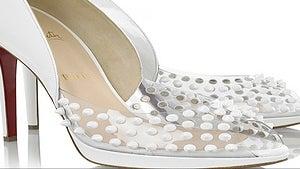 Fancy Feet: The Hautest Bridal Heels