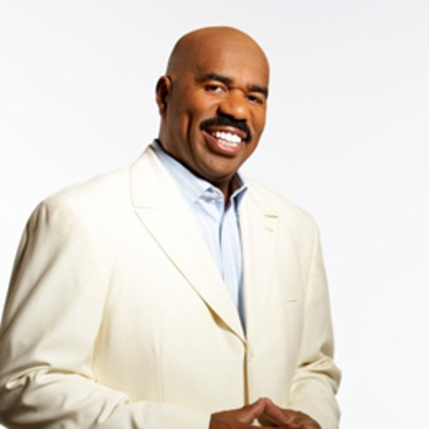 Steve Harvey Mentoring Weekend for Young Men