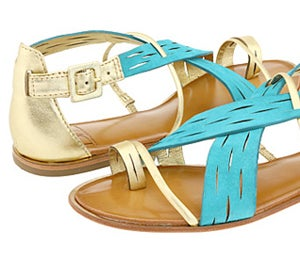 Beat the Heat in Summer Sandals