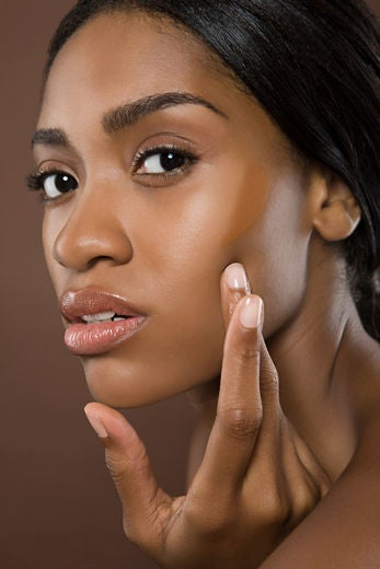 Complexion Perfecting Makeup For Black