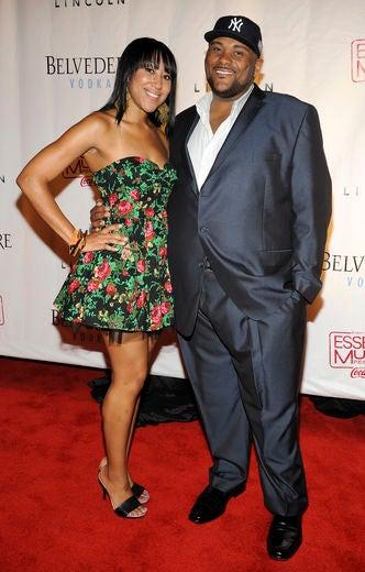 Sonya's SpotLight Celebrity News Reviews and Interviews  Ruben Studdard Wife