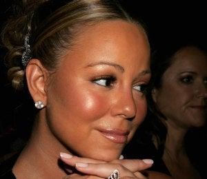 Coffee Talk: Mariah Carey Launches Lollipop Bling Site