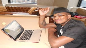 Star Gazing: Ne-Yo's Live Chat with His Fans