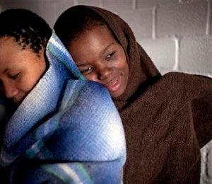 Girls Undergo 'Breast Ironing' to Prevent Pregnancy