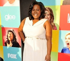 Star Gazing: Amber Riley Shines at Glee-ful Event