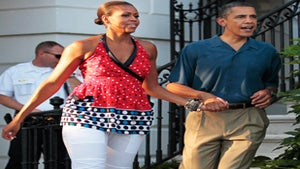 The Obama's Independence Day Celebration