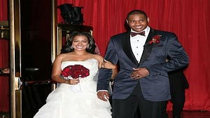 Star Gazing: Carmelo and LaLa Tie the Knot