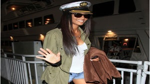 Star Gazing: Sailor in Training, Singer Ciara