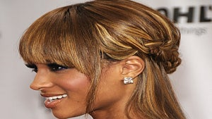 'Go There' Wednesdays: Ciara's Braided Upsweep